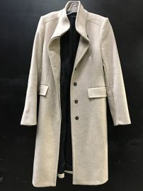 Oatmeal Coat at Zara
