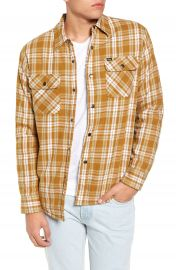 Obey Seattle Shirt Jacket at Nordstrom