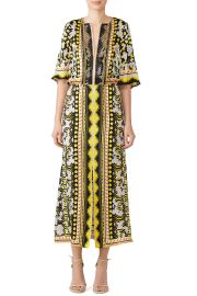 Odyssey Midi Dress by Temperley London at Rent The Runway