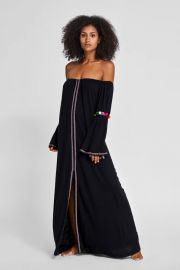 Off-The-Shoulder Gypsy Dress by Pitusa at Pitusa