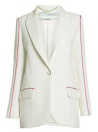Off-White - Bonded Multi-Detail Tomboy Jacket at Saks Fifth Avenue
