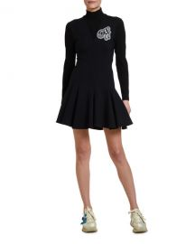 Off-White Cheerleader Dress at Neiman Marcus