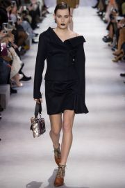 Off the shoulder blazer at Vogue