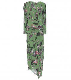 Ofira floral maxi dress at Mytheresa