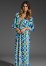 Ogee Maxi dress by Trina Turk at Revolve