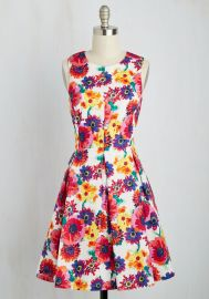 Oh Crafty Day Dress at ModCloth