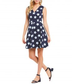 Oh My Stars Love Circle Dress by Draper James at Draper James
