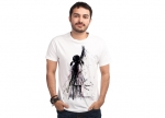 Oil tee by Lora Zombie at Threadless
