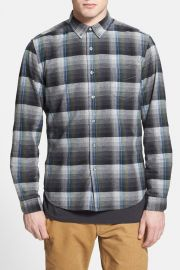 Ojai Brushed Plaid Flannel Shirt at Nordstrom Rack