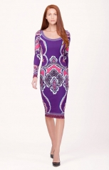 Oksana dress at Hale Bob