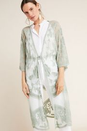 Olivia Lace Kimono at Anthropologie
