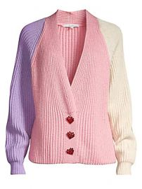 Olivia Rubin - Tally Embellished Cardigan at Saks Fifth Avenue