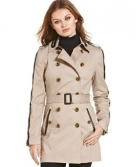 Ollie Trench Coat by Walter Baker at Macys