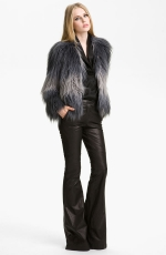 Ombre fur jacket by Rachel Zoe at Nordstrom