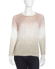 Ombre sweater by Lafayette 148 NY at Last Call