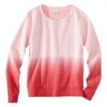 Ombre sweatshirt at Target