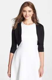 Only Mine Wool Blend Shrug at Nordstrom