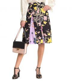 Opal Box Pleat Skirt by Diane von Furstenberg at Nordstrom Rack