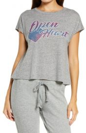 Open Heart Graphic Tee at Nordstrom