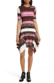 Opening Ceremony Delta Rib Knit Dress at Nordstrom