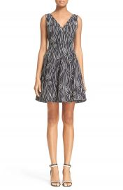 Opening Ceremony  Laurel  Print Fit   Flare Dress at Nordstrom