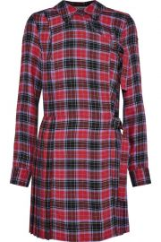 Opening Ceremony Plaid Dress at The Outnet