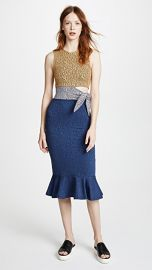 Opening Ceremony Tie Waist Lotus Dress at Shopbop