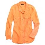 Orange shirt like Pennys by Madewell at Madewell