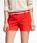 Orange shorts by Express at Express