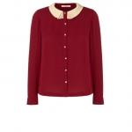 Orla Keily blouse on New Girl at Amazon