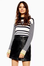 Ottoman Cropped Jumper With Cashmere at Topshop