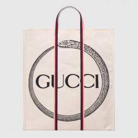Ouroboros Tote at Gucci