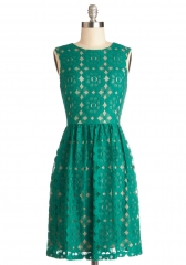 Outdoor Arpeggios Dress at ModCloth