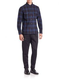 Ovadia   Sons Ian Sport Shirt at Saks Fifth Avenue