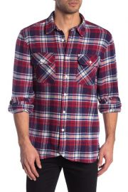 Ovadia & Sons Ian Flannel Shirt at Nordstrom Rack