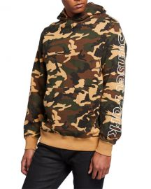 Ovadia  amp  Sons Men  x27 s Terrence J Camo Hoodie at Neiman Marcus