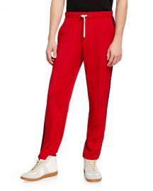 OvadiaMen s Ball Track Pants at Neiman Marcus