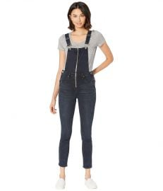 Overalls with Zipper Detail in Vixen at Zappos