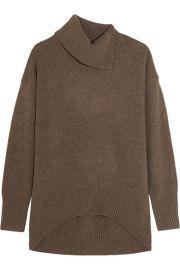 Oversized Wool Turtleneck Sweater by Joseph at Net A Porter