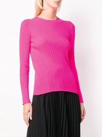 Oversoft Fluffy Crewneck sweater at Farfetch