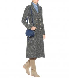 Overton Coat by Isabel Marant at Mytheresa