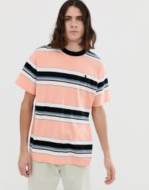 Ozark Short Sleeve Stripe T-Shirt by Carhartt WIP at Asos
