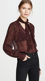 PAIGE Cleobelle Blouse at Shopbop