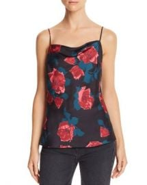 PAIGE Giovanna Floral Camisole Top Women - Bloomingdale s at Bloomingdales