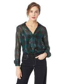 PAIGE Women s Bevyn Top at Amazon