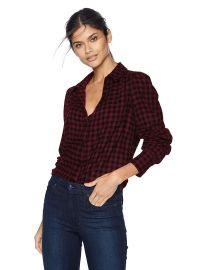 PAIGE Women s Enid Shirt at Amazon