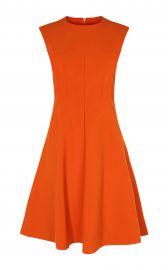 PANELLED A-LINE DRESS at Karen Millen