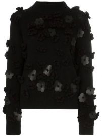 PASKAL 3D Flower Knitted Sweater - Farfetch at Farfetch