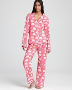 PJ Salvage Playful Elephant Pajamas at Bloomingdales