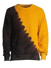 PRPS - Two-Tone Tie Dye Sweatshirt at Saks Fifth Avenue